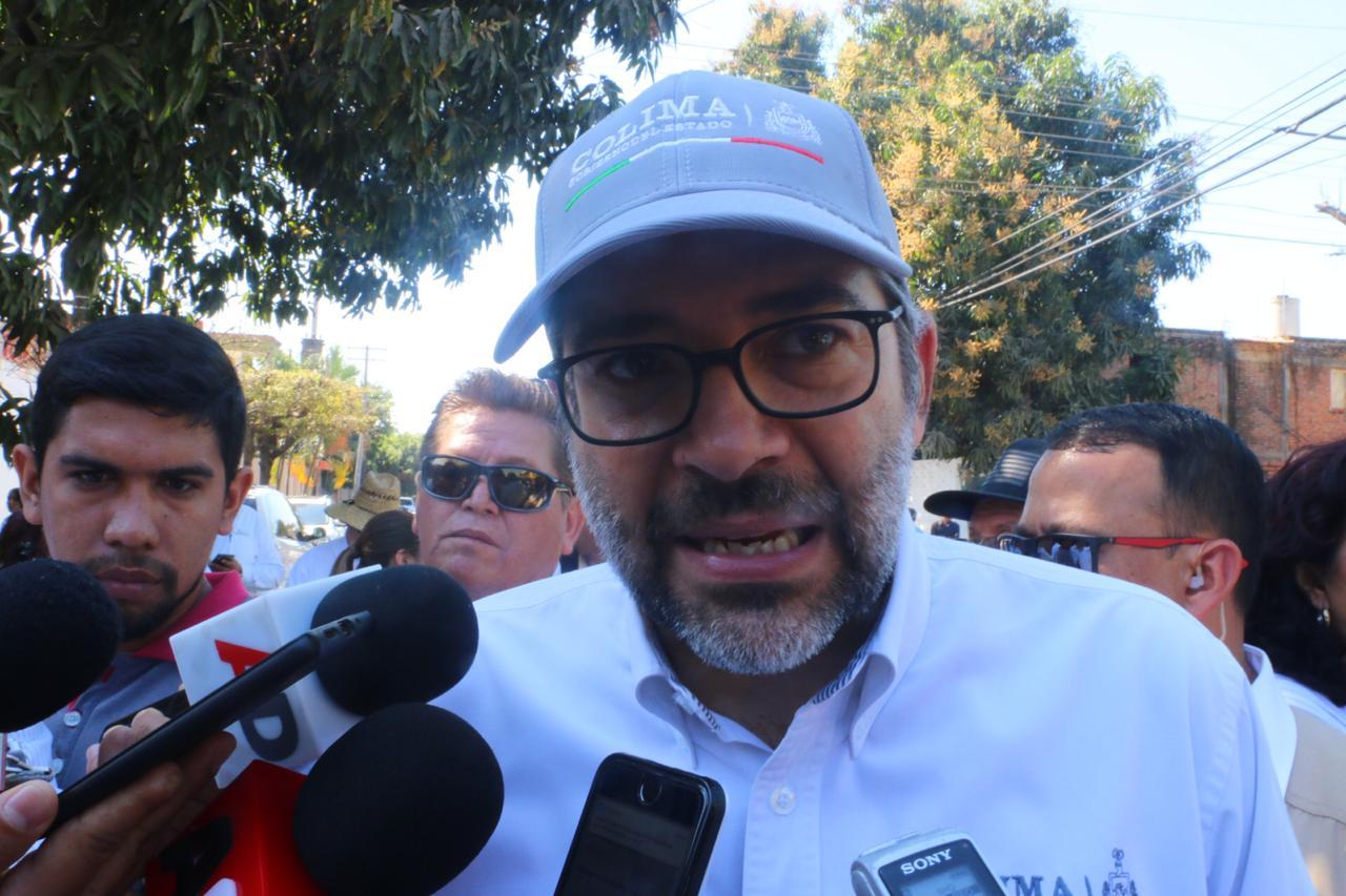 """Estrecha comunicación con salud nacional para evitar propagación del """"coronavirus"""" en Colima: Gobernador"""