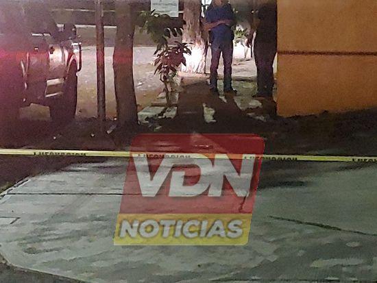 Asesinan a dos hombres en el Mirador de la Cumbre III, en Colima