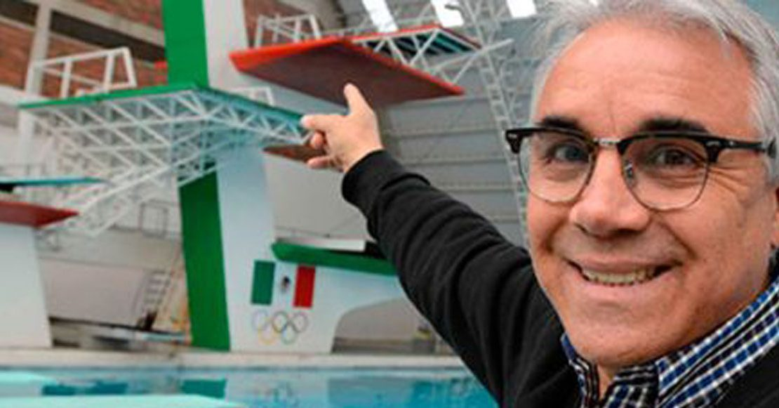 Fallece el clavadista olímpico Carlos Girón