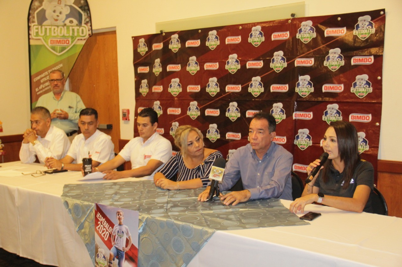 Anuncia Gobierno del Estado convocatoria para la edición 57 del Torneo Futbolito Bimbo