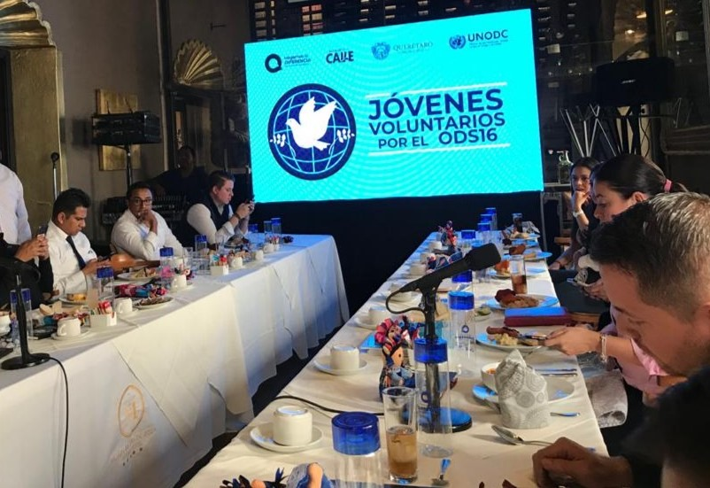 Presentan en evento organizado por la ONU programas de prevención aplicados en Colima