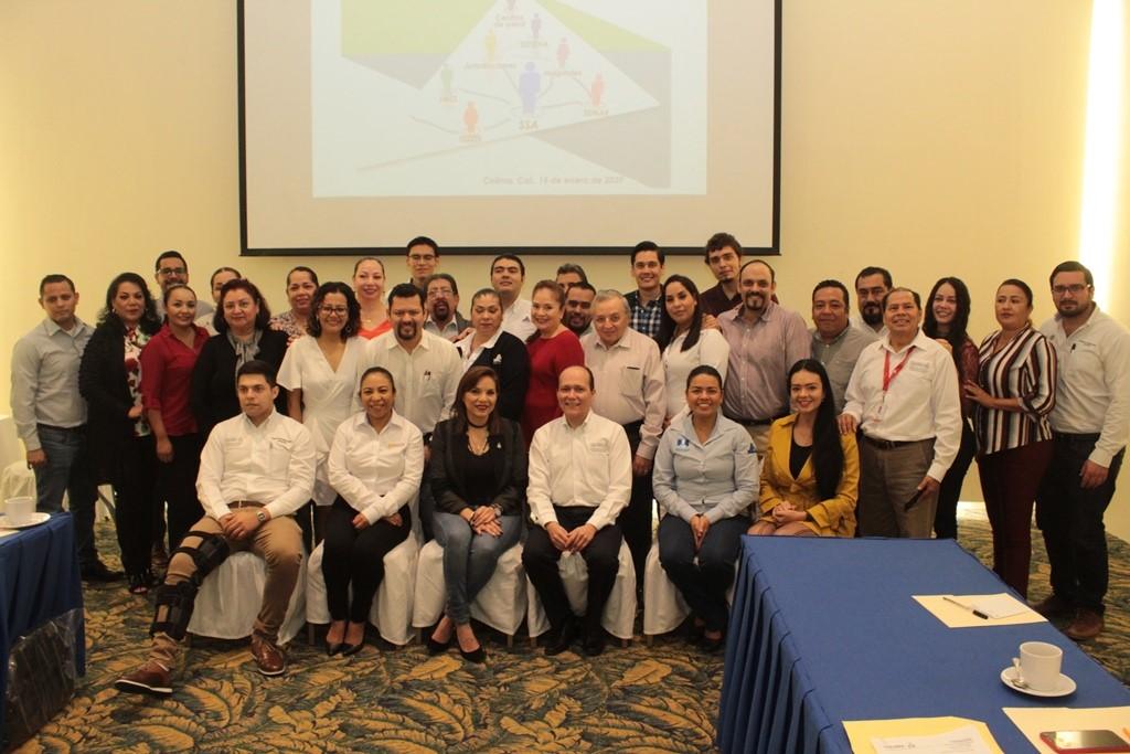 Conforman en Colima Red Estatal de epidemiólogos del Sector Salud