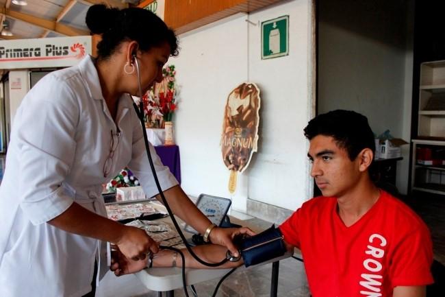 Se realizan casi 20 mil acciones para proteger la salud en operativo vacacional