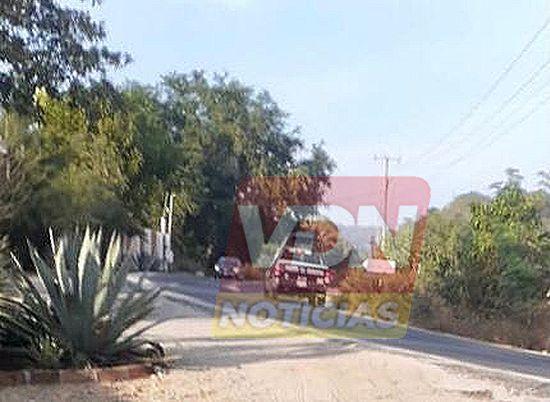 Ejecutan a un hombre en Chandiablo, en Manzanillo
