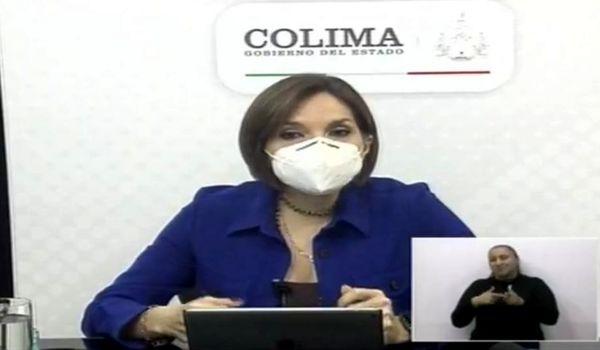 Continua la vacunación a personal de salud en Colima