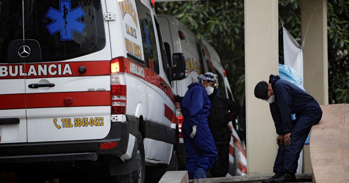 México rompe récord en muertes por Covid-19; suman 135 mil 682