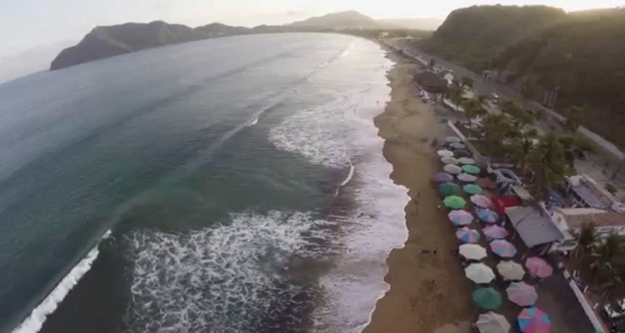 Pronostica SMN ambiente caluroso en zonas costeras de Colima