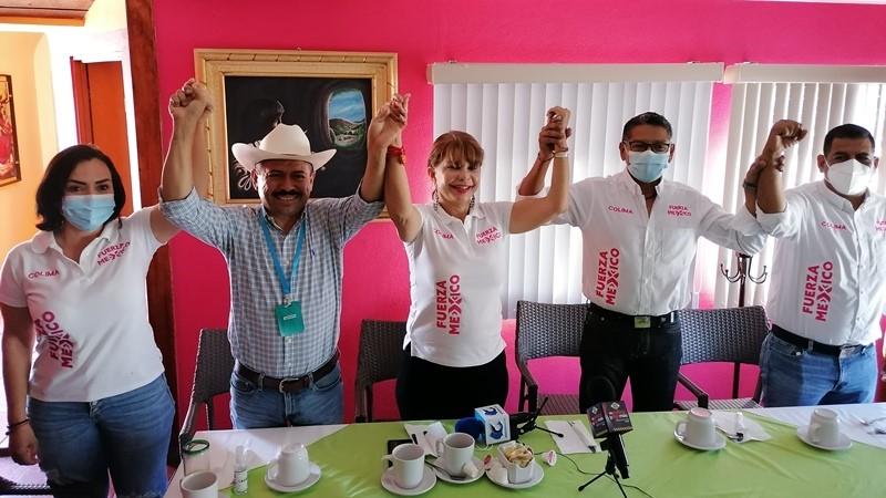 Jóvenes ocuparan candidaturas importantes en Fuerza por México
