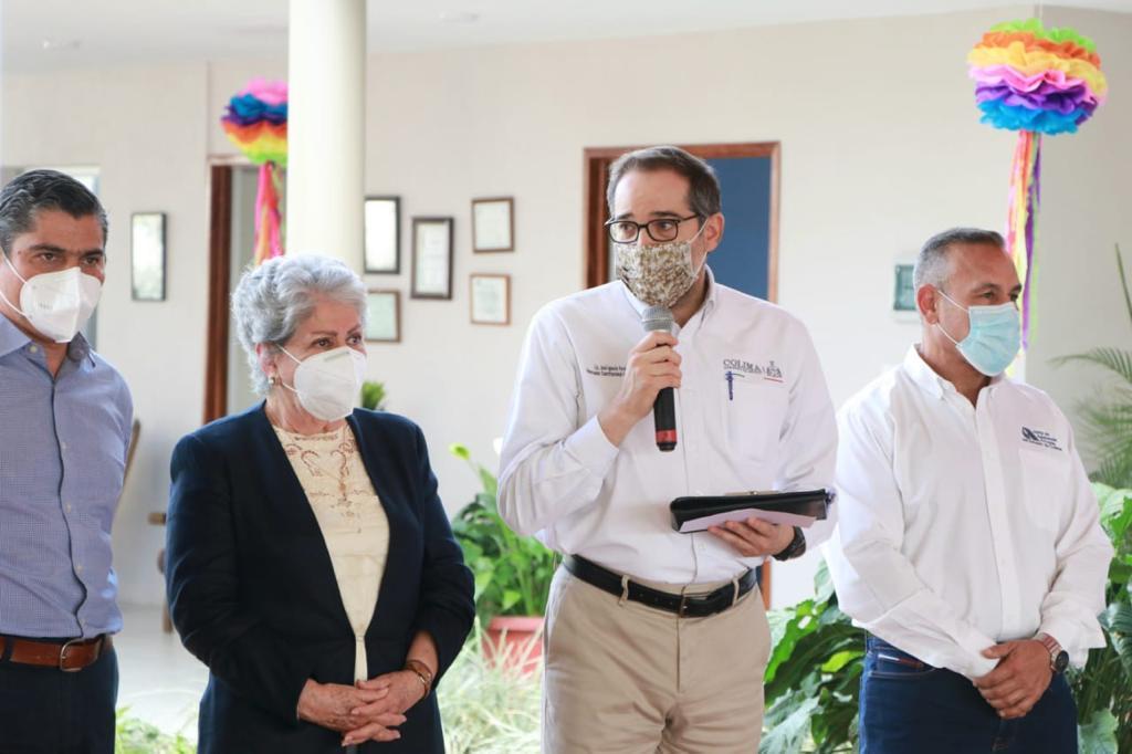Inaugura el Gobernador Casa de   Asistencia para Adultas Mayores