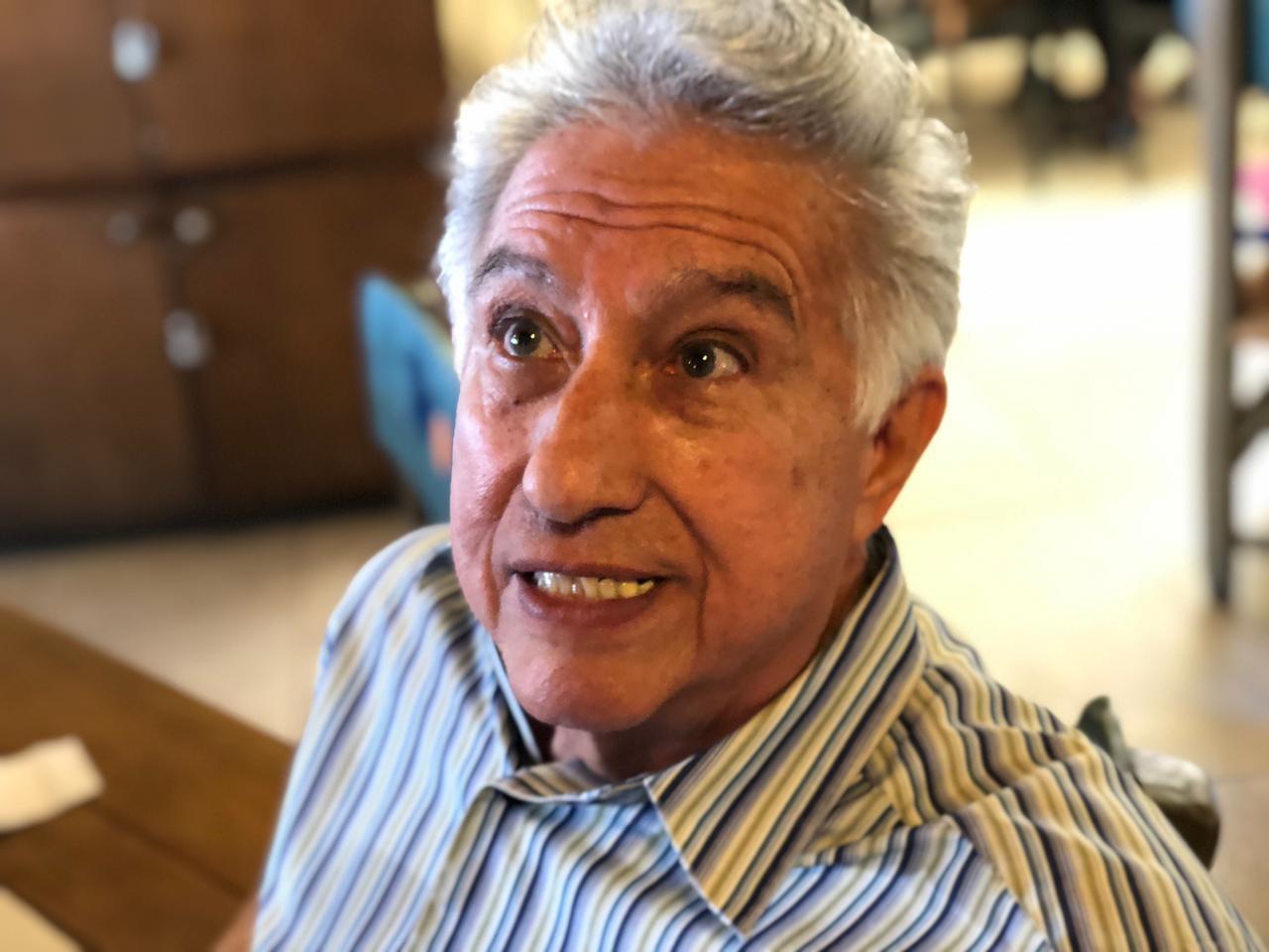 Morena no es partido oficial; se comporta diferente a sus antecesores: Carlos Palomino