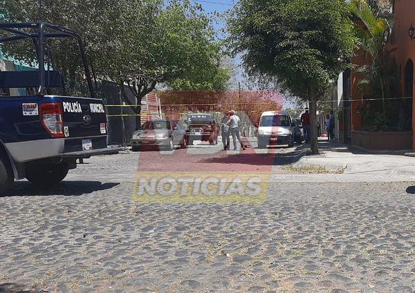 Ejecutan a un hombre en la colonia San Carlos, en Villa de Álvarez