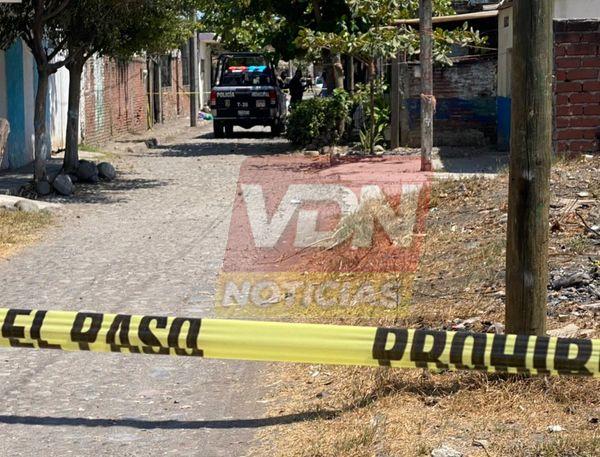 Asesinan a un hombre en la colonia Miguel Hidalgo, en Tecomán