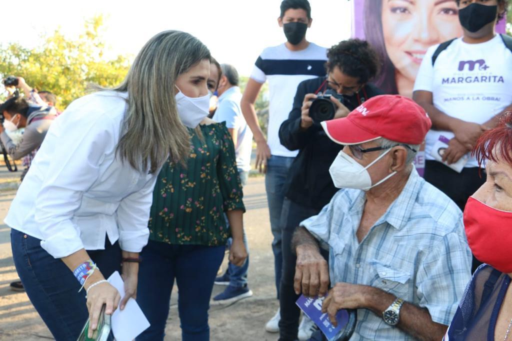Margarita Moreno rescatará casetas de vigilancia