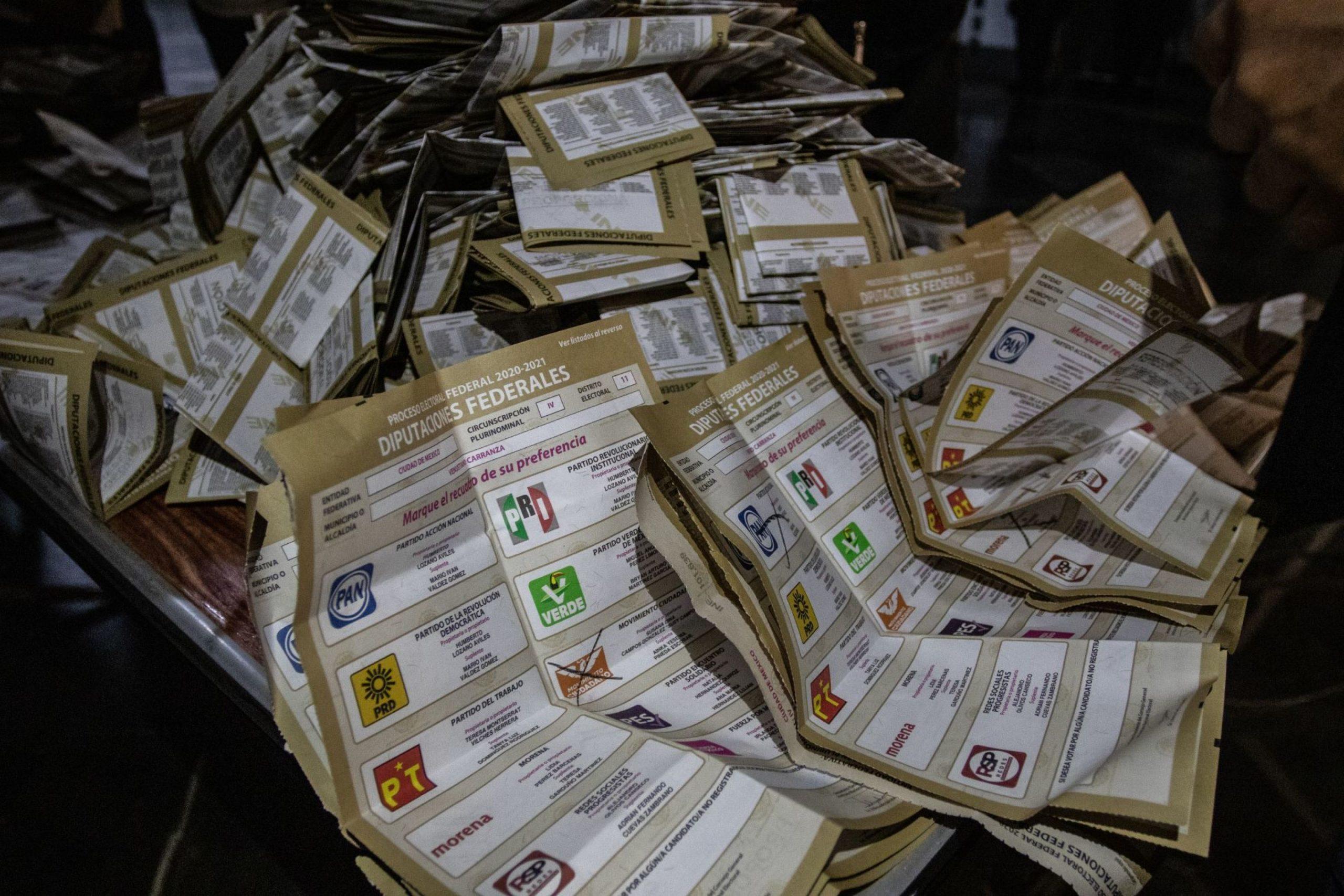 Cómputos Distritales darán resultados definitivos de la elección