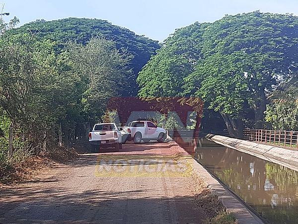 Localizan cuerpo en canal del Alpuyequito, en Colima