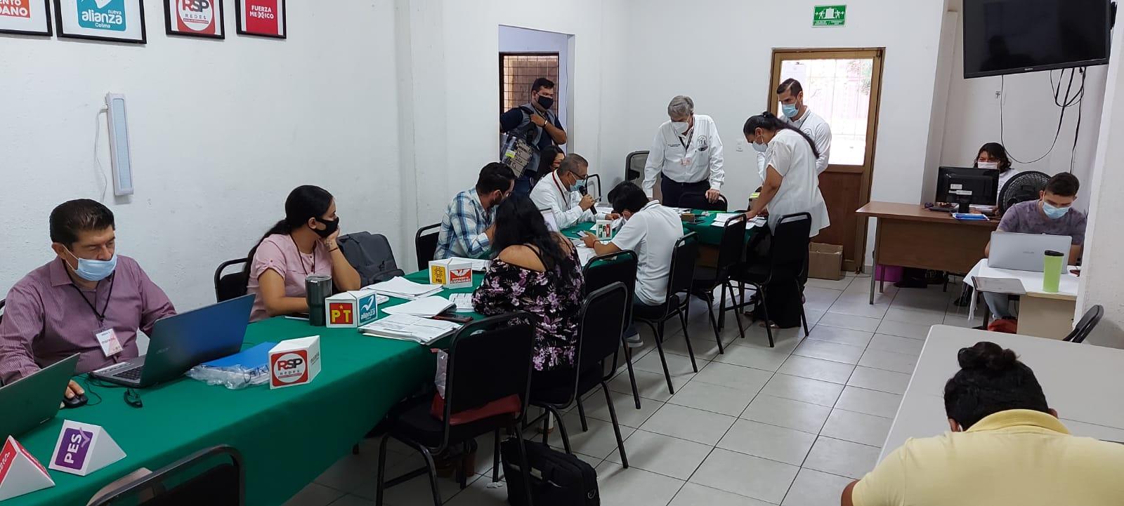 Concluyen Consejos Municipales Electorales del IEE Colima los cómputos de las elecciones de Ayuntamientos