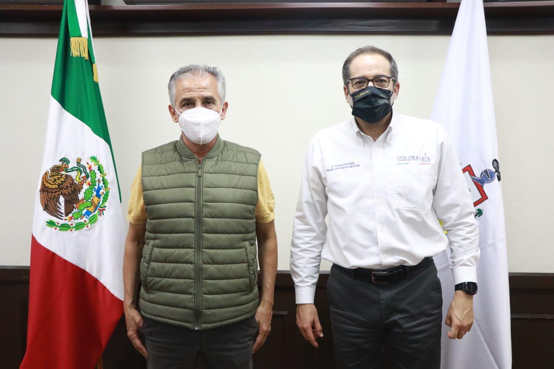 Gobernador respalda al equipo Caimanes para su segunda temporada en Colima