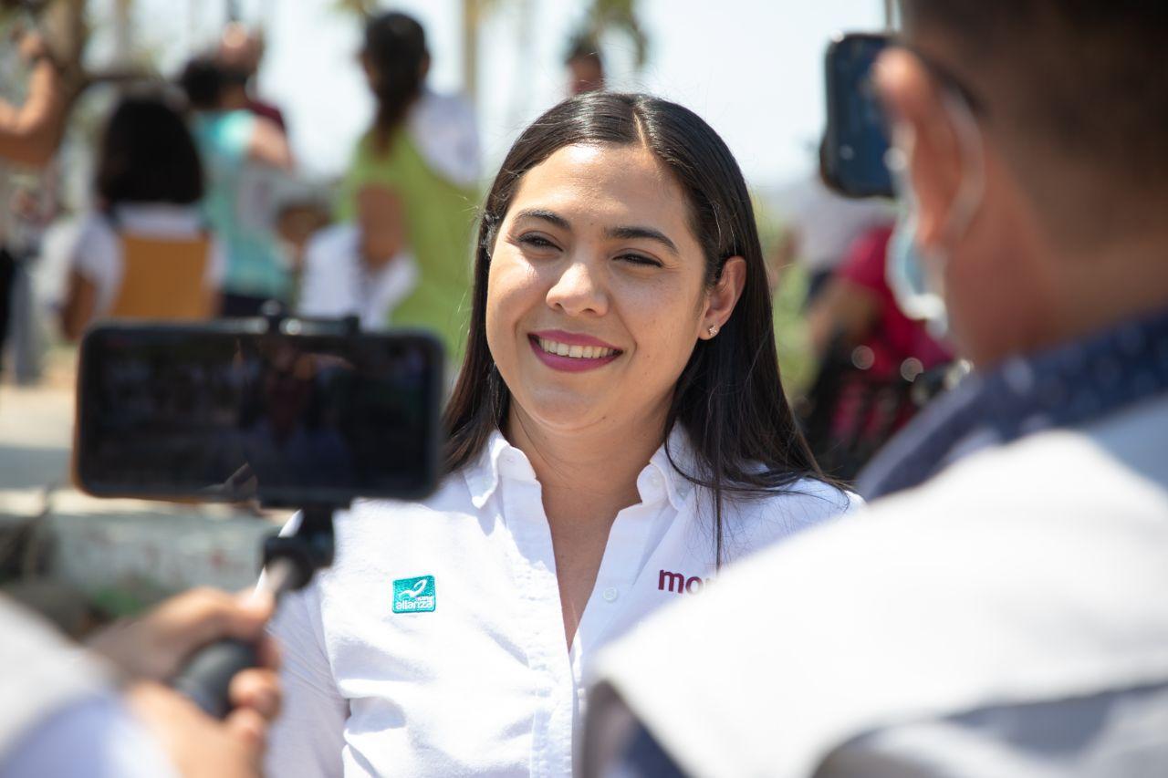 Confirma IEE triunfo de Indira Vizcaíno; ganó con más de 99 mil votos