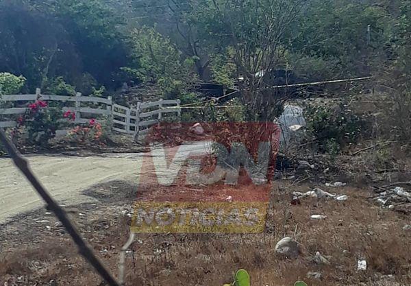 """Localizan restos humanos en avanzado estado de descomposición cerca del Mirador """"Solidaridad"""" en Manzanillo"""