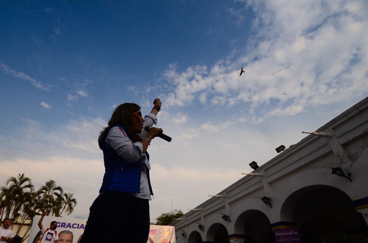 Se ratifica triunfo de Margarita Moreno como alcaldesa de Colima
