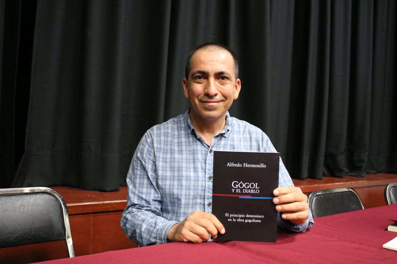 Secretaría de Cultura y Puertabierta Editores presentan el libro Gógol y el diablo