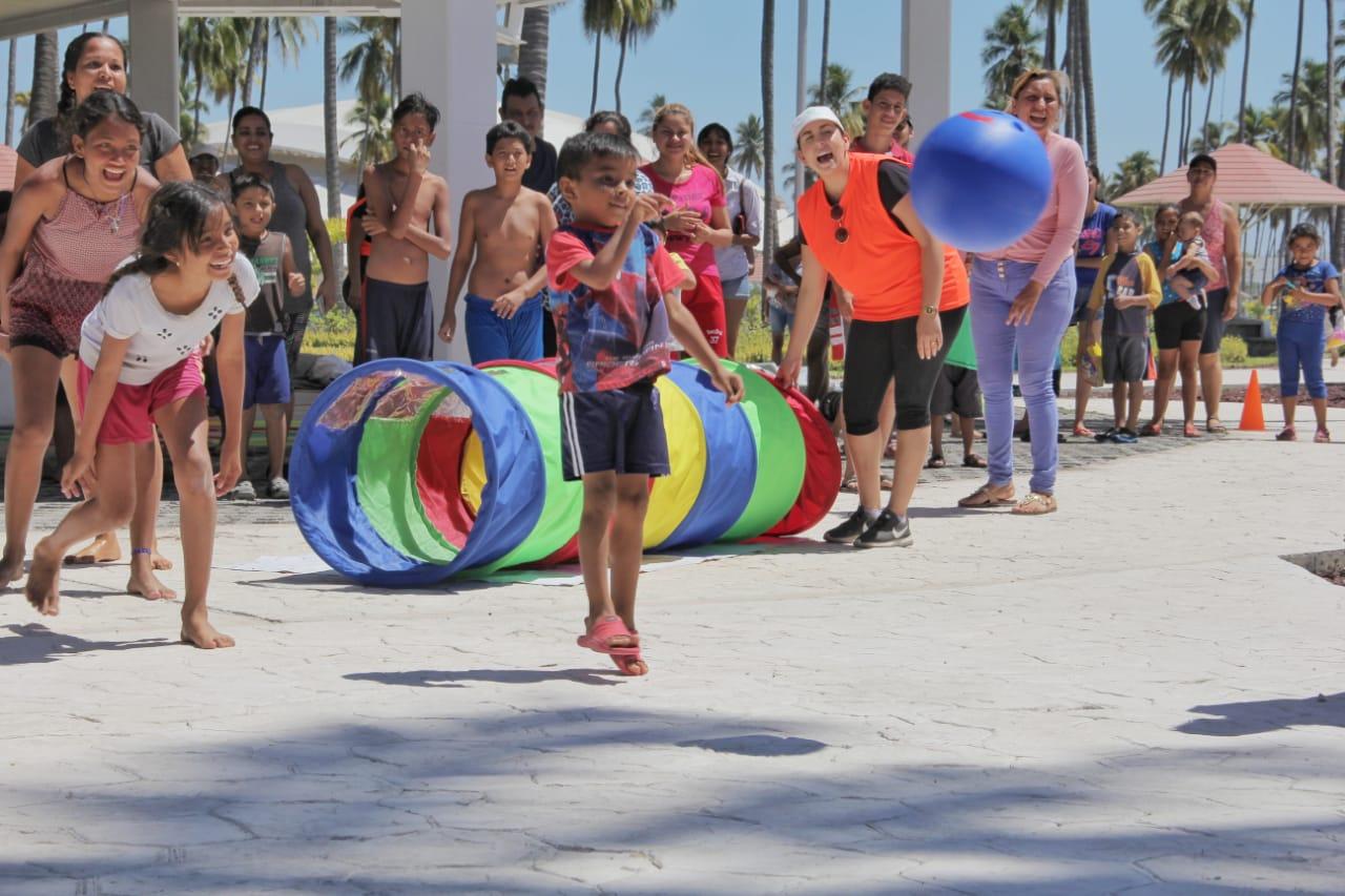 Infraestructura deportiva y recreativa, legado del gobierno de Nacho Peralta