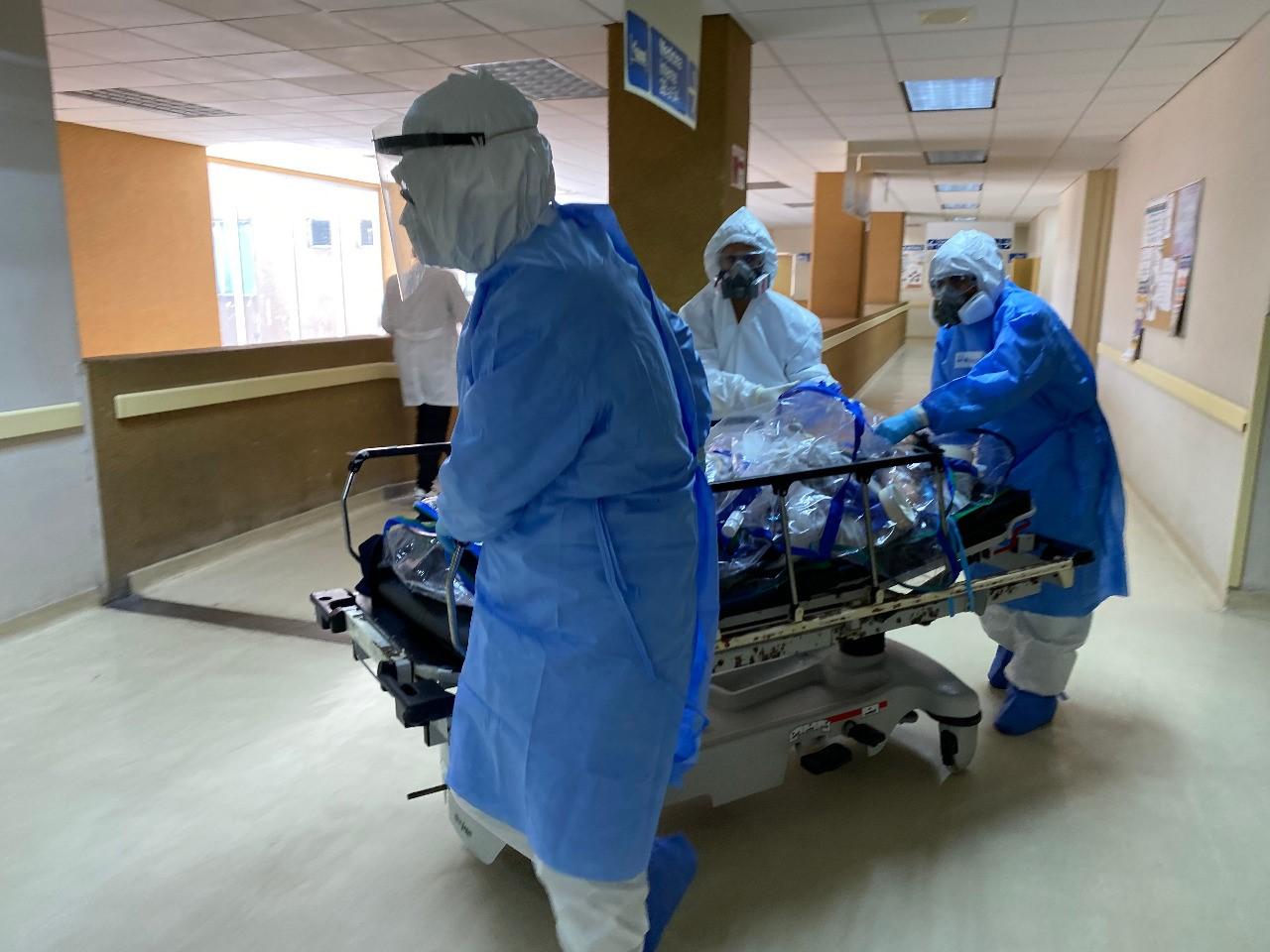 Consumo de drogas compromete la vida del paciente con Covid-19