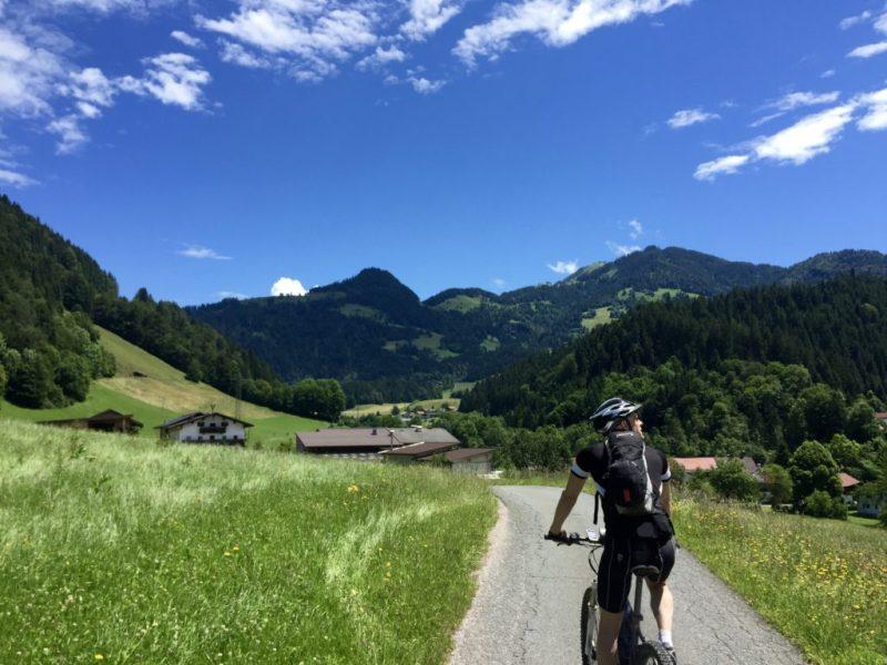 TransKitzAlp - Kitzalps - Mountainbike trektocht - Fietsvakantie