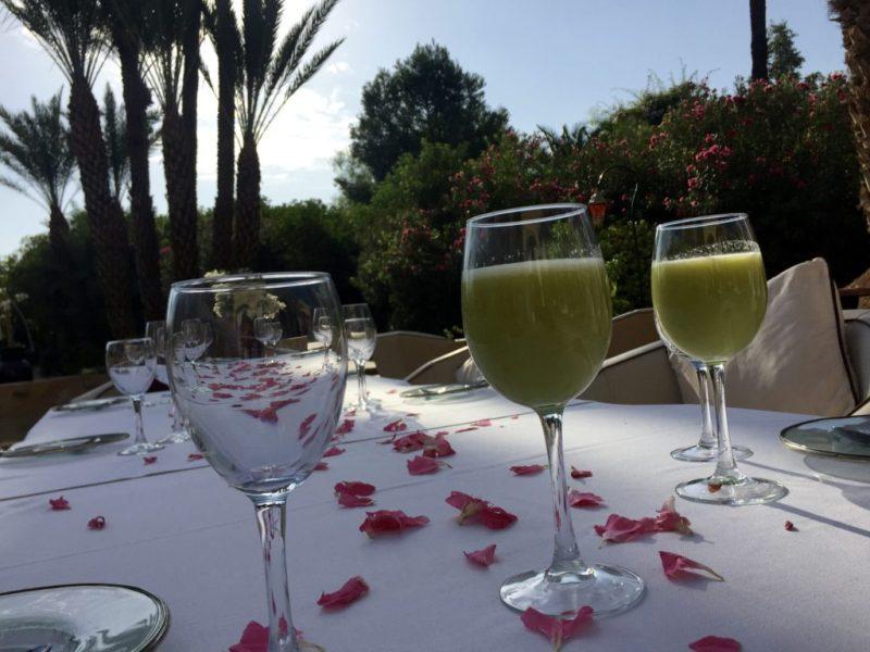 Sapkuur - Marrakech - detox - gezondheid