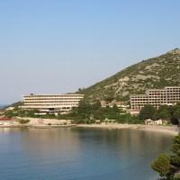 Ex-yougoslavie : hôtels abandonnés de Kupari