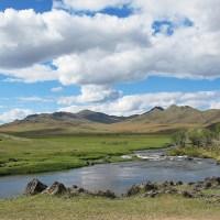 Incursion dans la vallée de l'Orkhon