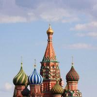 Moscou et sa place rouge