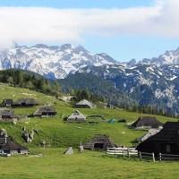 Les villages haut perchés de Velika Planina