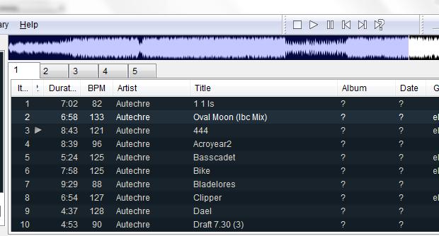 Куда же я засунул эти треки?