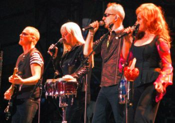 The B-52s tap OMD, Berlin for 40th anniversary North American tour this summer