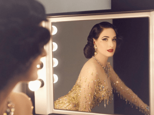 Dita Von Teese Is Coming To Manchester This Month For Her Most Intimate Show In Years