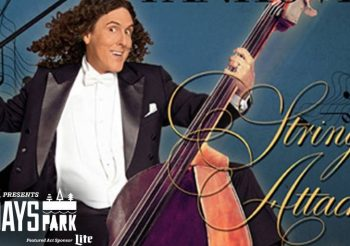 Weird Al Yankovic brings his Strings Attached Tour to Artpark July 23; tickets still available