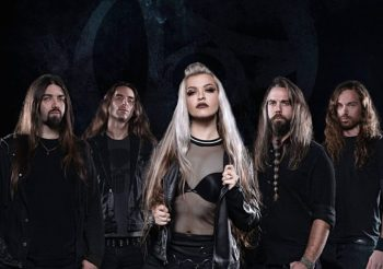 'Orphans' A Bombastic, Emotion-Infused Ode to Perseverance for The Agonist's Psarakis