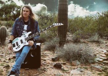Ellefson releases Second Autobiography and Companion Album, Sleeping Giants, Continues Basstory Tour