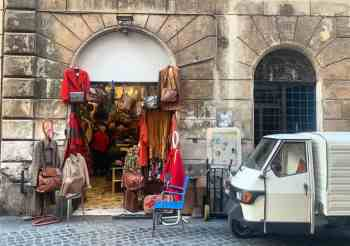 Vintage Shops & Thrift Stores in Rome