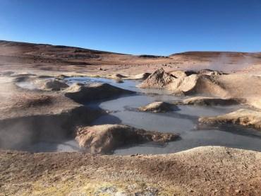 Salar d'Uyuni Bolivie