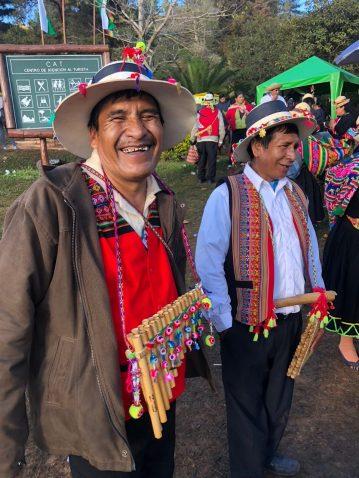 Nouvel an bolivien