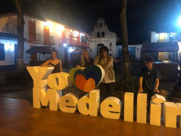 Mirador Medellin