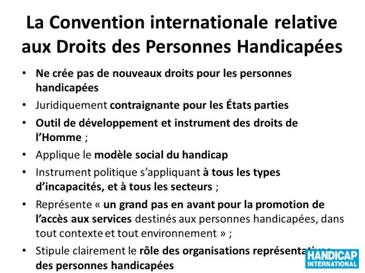 La+Convention+internationale+relative+aux+Droits+des+Personnes+Handicapées