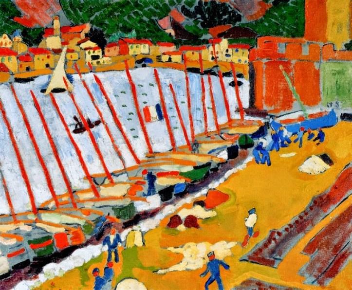 vagabondageautourdesoi-derain-wordpress-16 le faubourg de Collioure