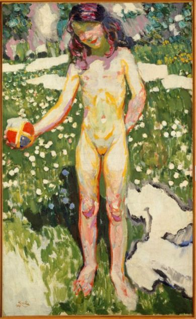 vagabondageautourdesoi-lapetitefilleauballon-1909.jpg