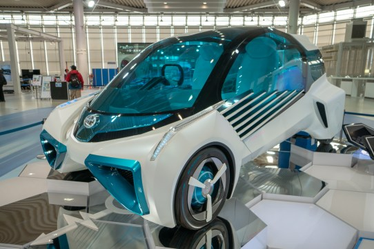 The future of Toyota?