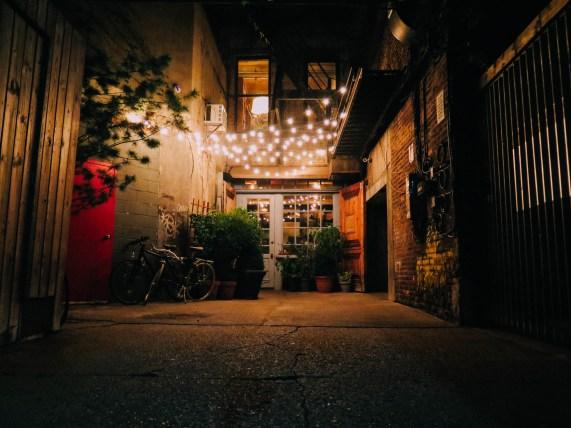 Bowery Dark Alley (freemans)