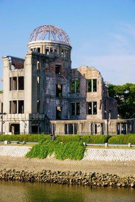Le dôme de la bombe atomique