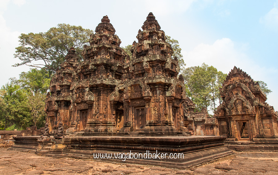 SOUTHEAST ASIA TRAVEL ITINERARIES: